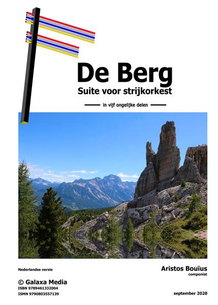 Voorblad De Berg