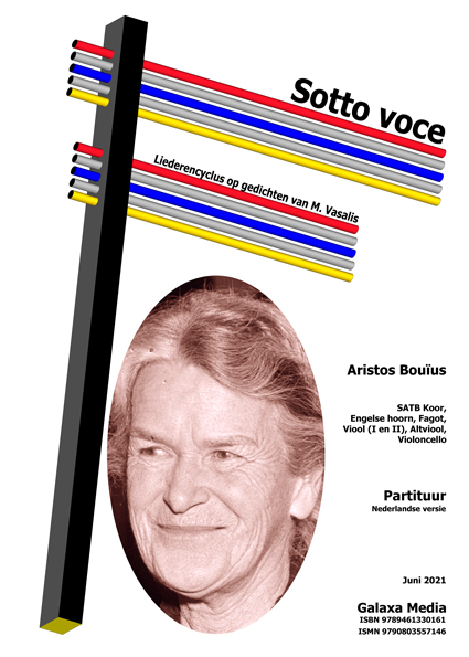 Voorblad Sotto Voce